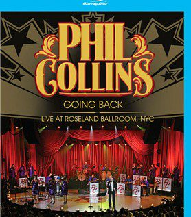 Phil Collins avec Going Back en DVD et Blu-Ray!