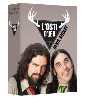 L'osti d'jeu – Extension Denis Drolet