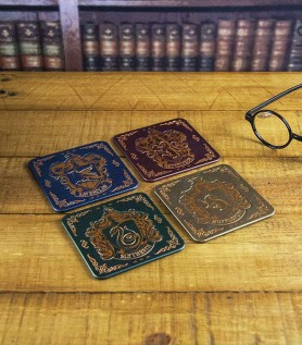Sous-verres Harry Potter!