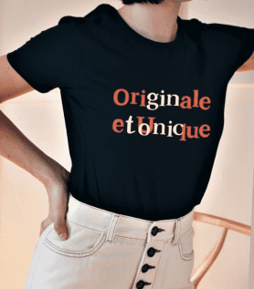 Originale et unique – Gin tonic