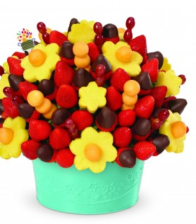 Bouquet de fruits – Le Chocolat fou