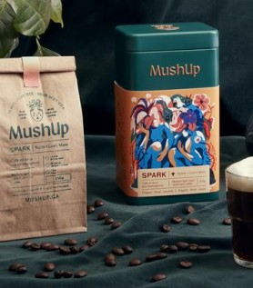 Duo Café SPARK – MushUp