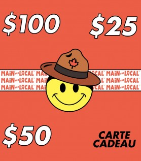 Carte-cadeau – Main and Local